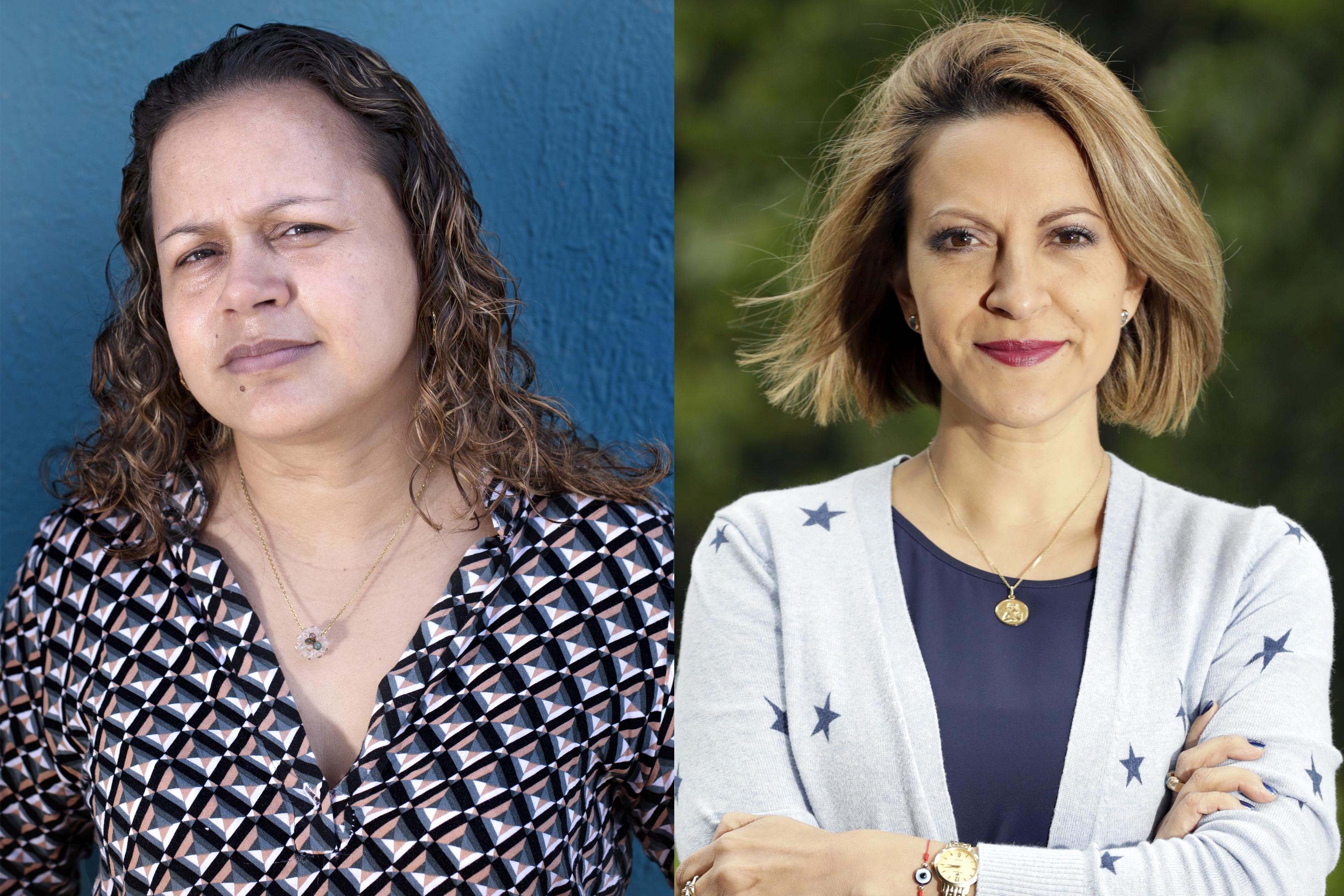 Anne-Klein-Frauenpreisträgerinnen 2018 - Jineth Bedoya Lima und Mayerlis Angarita Robles