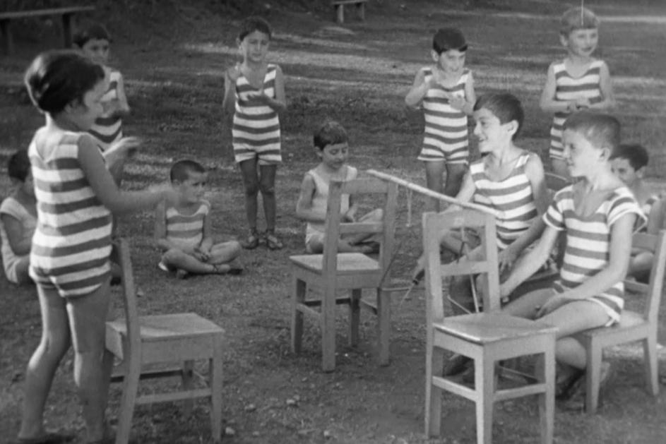 BUBA, Georgien 1930, 37min, Stummfilm
