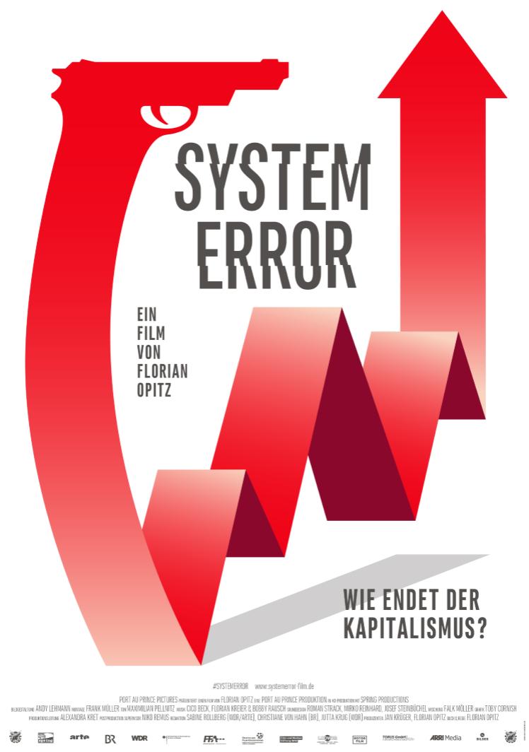 """Florian Opitz`neuer Film """"System Error"""" zeigt die Welt des Kapitalismus."""