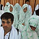 Collective wedding in Afghanistan, 2011.