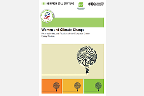 essay contest women and climate change We can create the kind of society—and world—we'd like now and for future generations.
