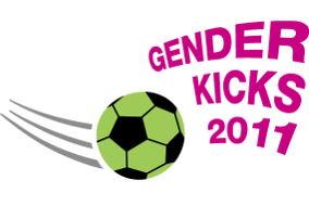 Logo Gender Kicks 2011