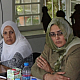 Representatives of the civil society in Afghanistan sitting around a table
