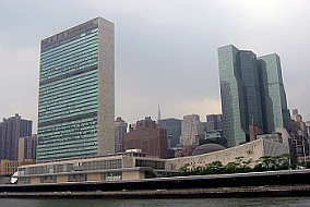 United Nation Headquarter New York
