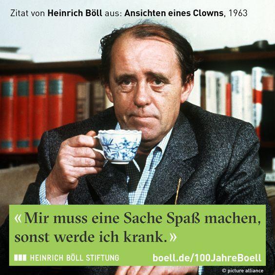 Zitat von Heinrich Böll