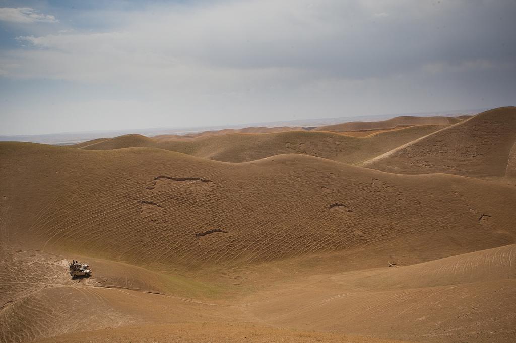 Afghanistan: Desert view