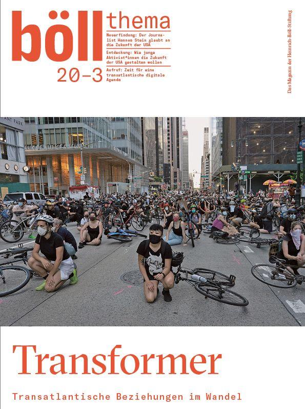 Cover Böll.Thema 3/2020