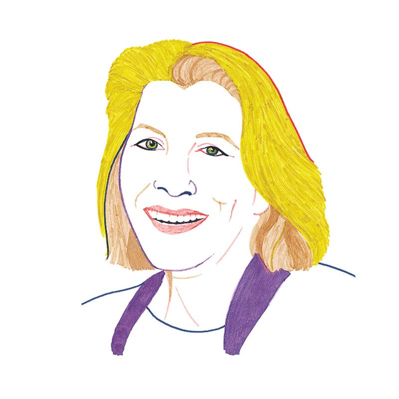 Karen Donfried vom German Marshall Fund