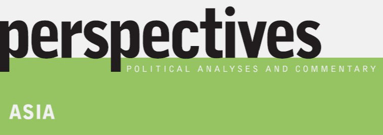Cover: Perspectives Asia