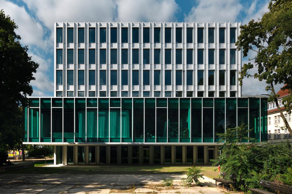 Das Haus der Heinrich-Böll-Stiftung in Berlin