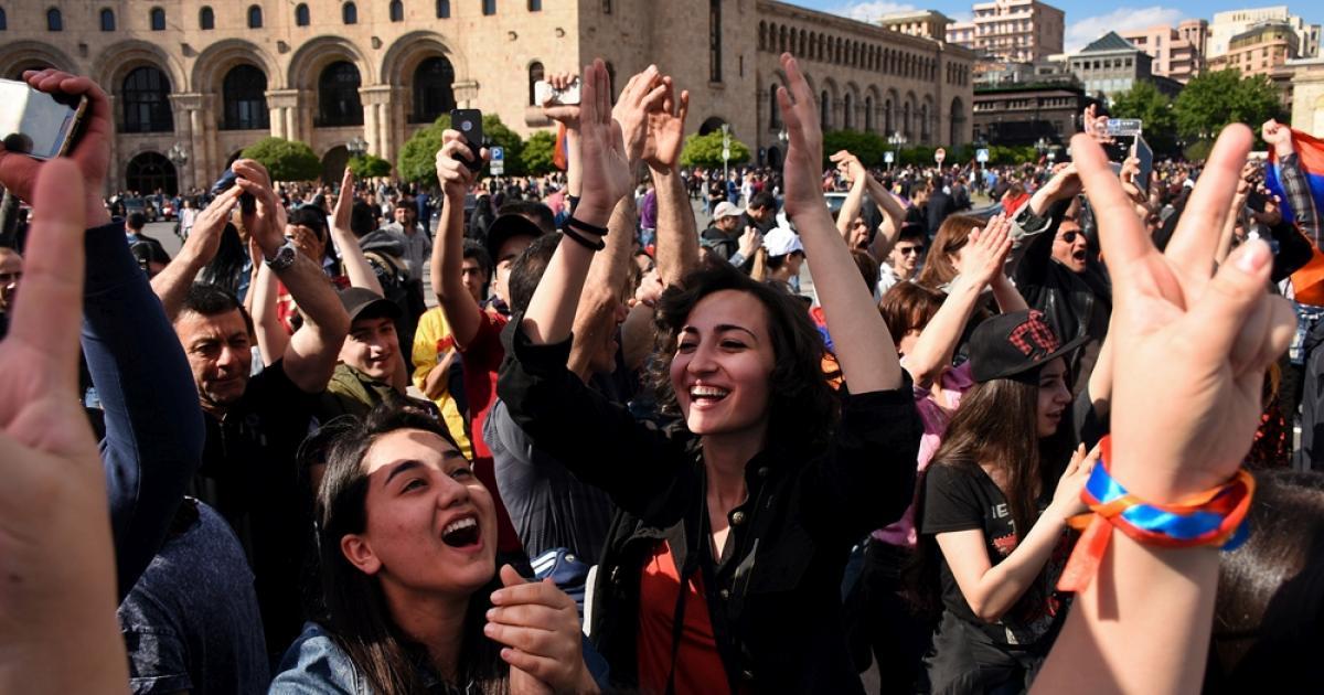 Armenien Im Aufbruch Heinrich Boll Stiftung