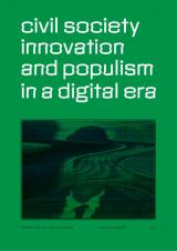 Civil Society Innovation and Populism in a Digital Era - Cover