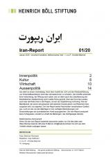 Cover Iran-Report Januar 2020