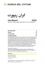Cover Iran-Report 02 2020