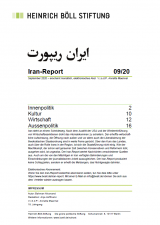 Cover Iran-Report