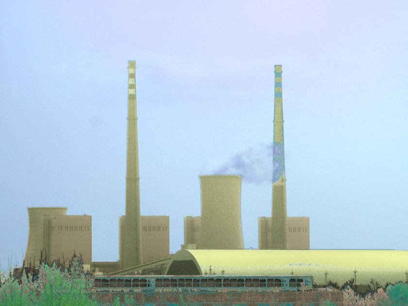 ... regarded as a renewable energy source in China. Photo: Julian P Tan