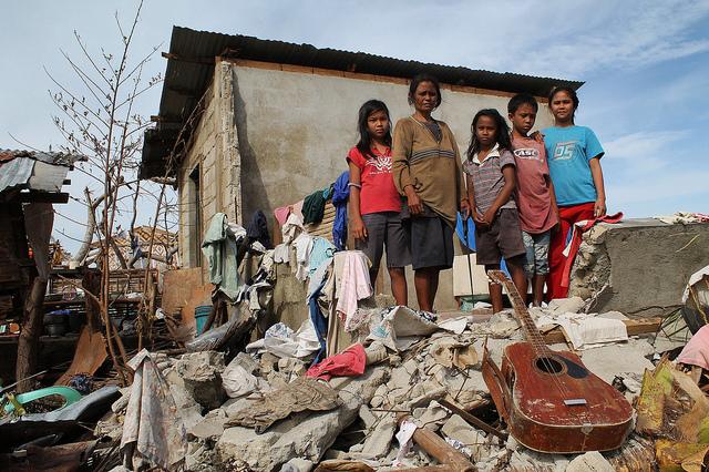 Philippine Typhoon Today Video