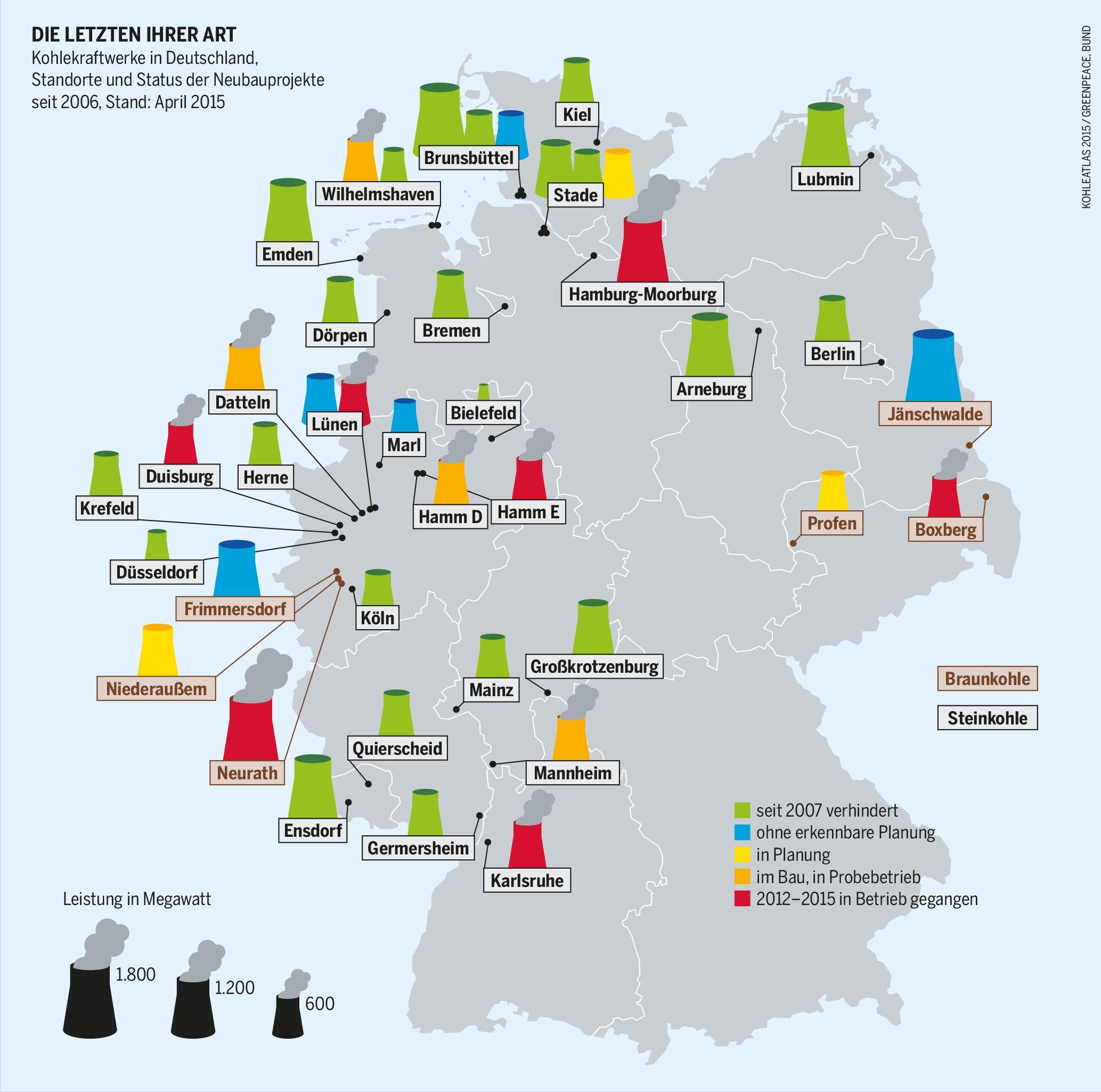 Proteste: Breites Bündnis mit langem Atem | Heinrich-Böll-Stiftung - Atomkraftwerke In Deutschland Karte