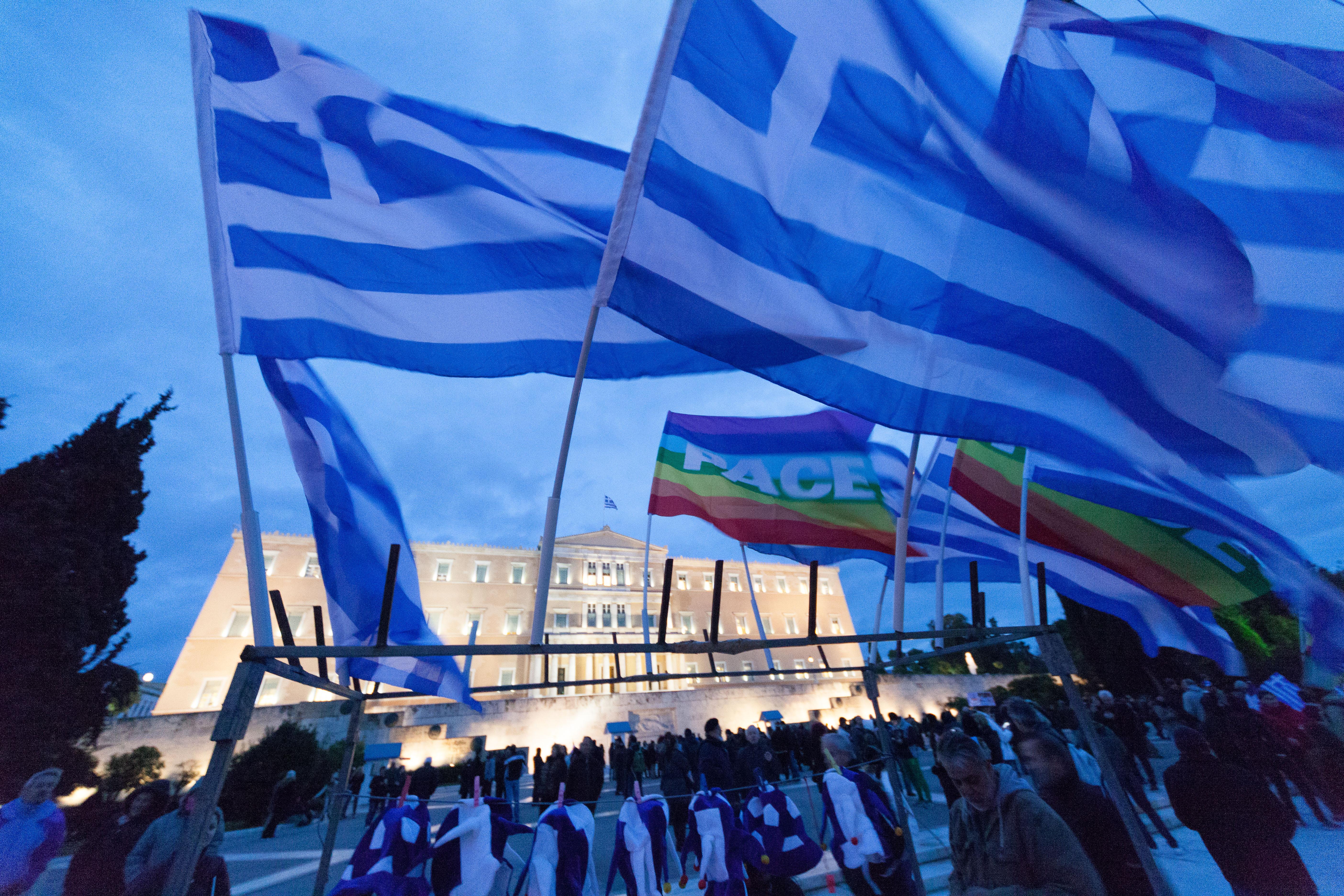 Alexis Tsipras Twitter
