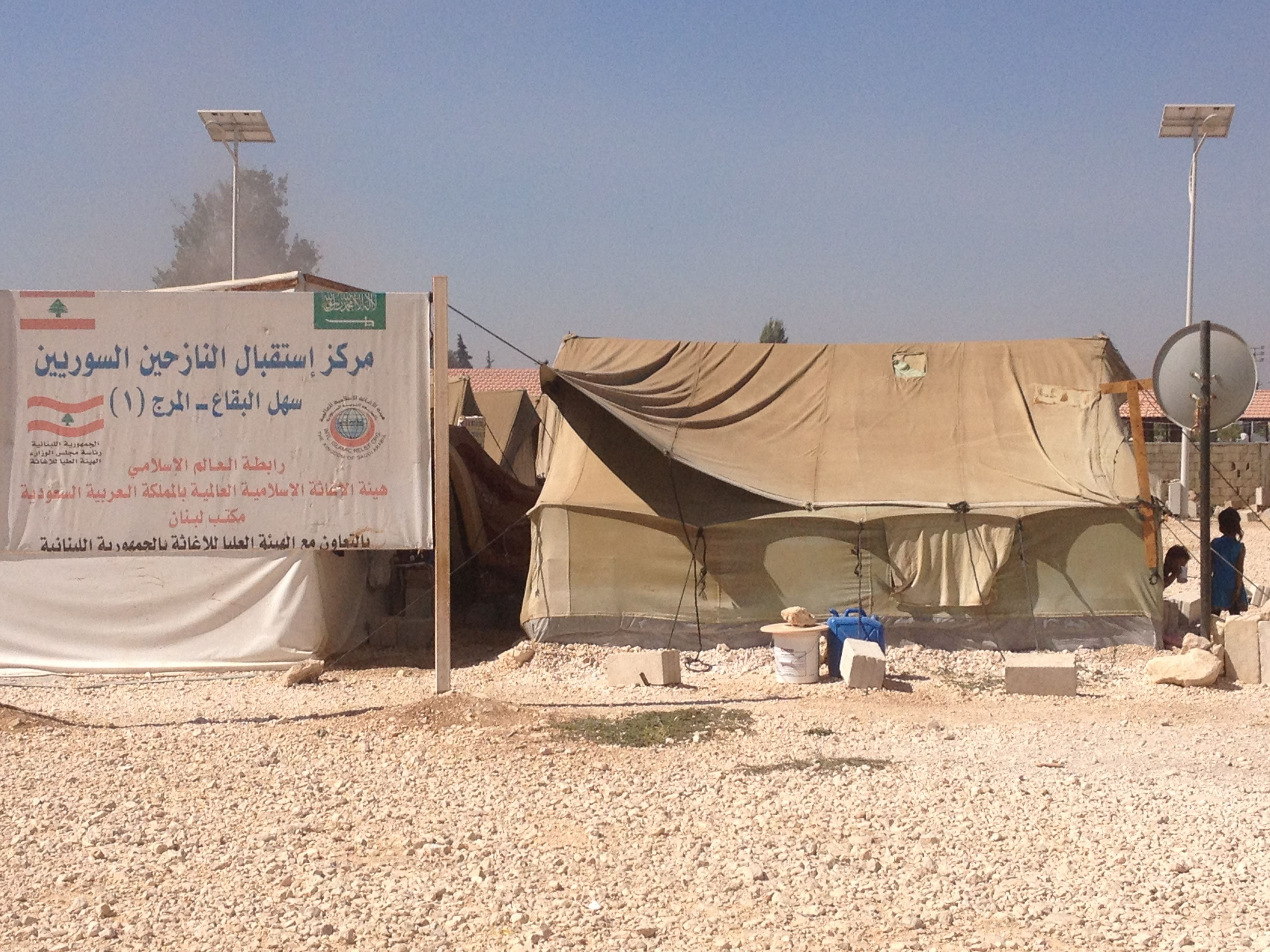 Even dying is a problem here a glance into syrian refugee camps in lebanon