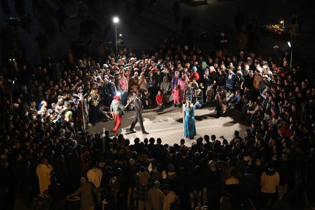 Morocco democracy still a dream