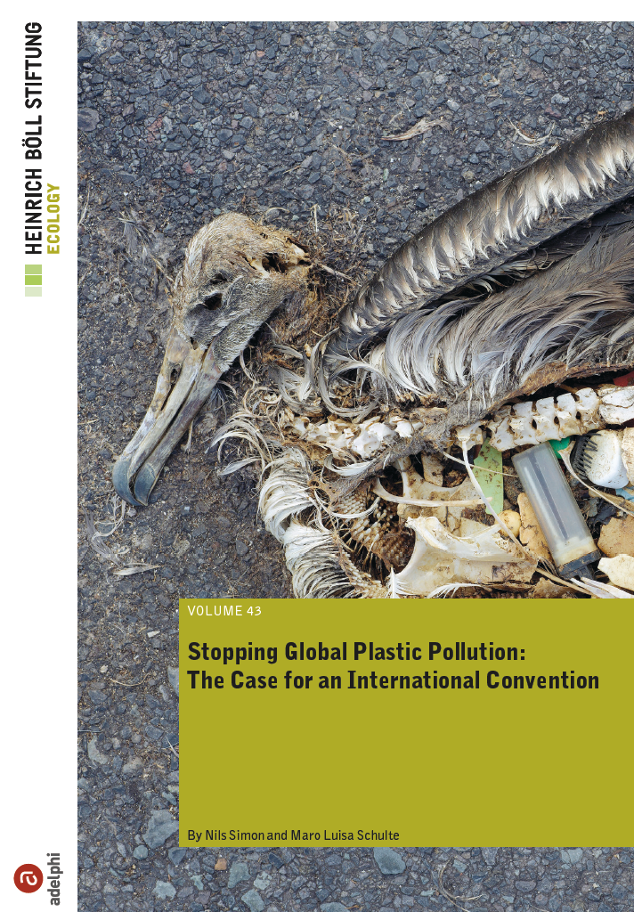 Stopping Global Plastic Pollution | Heinrich-Böll-Stiftung