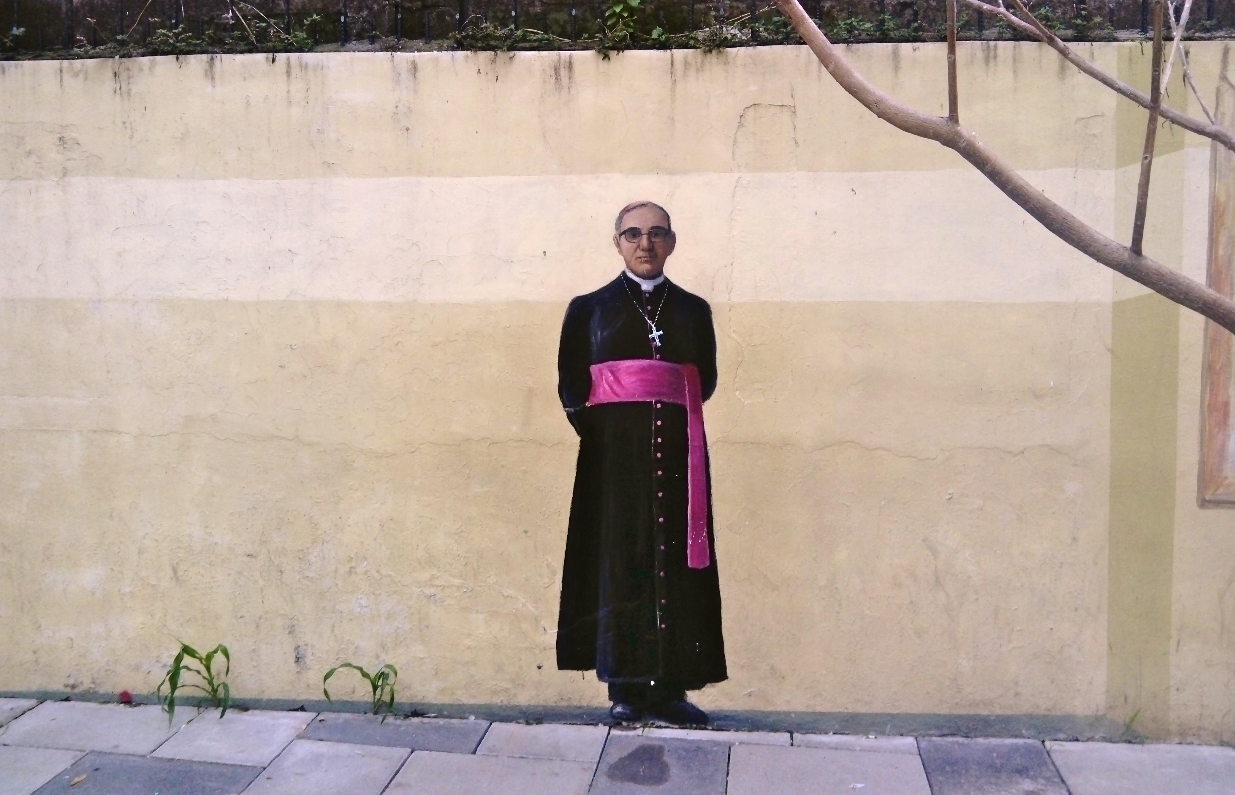 Von der Kanzel auf die Straßen: San Romero de América