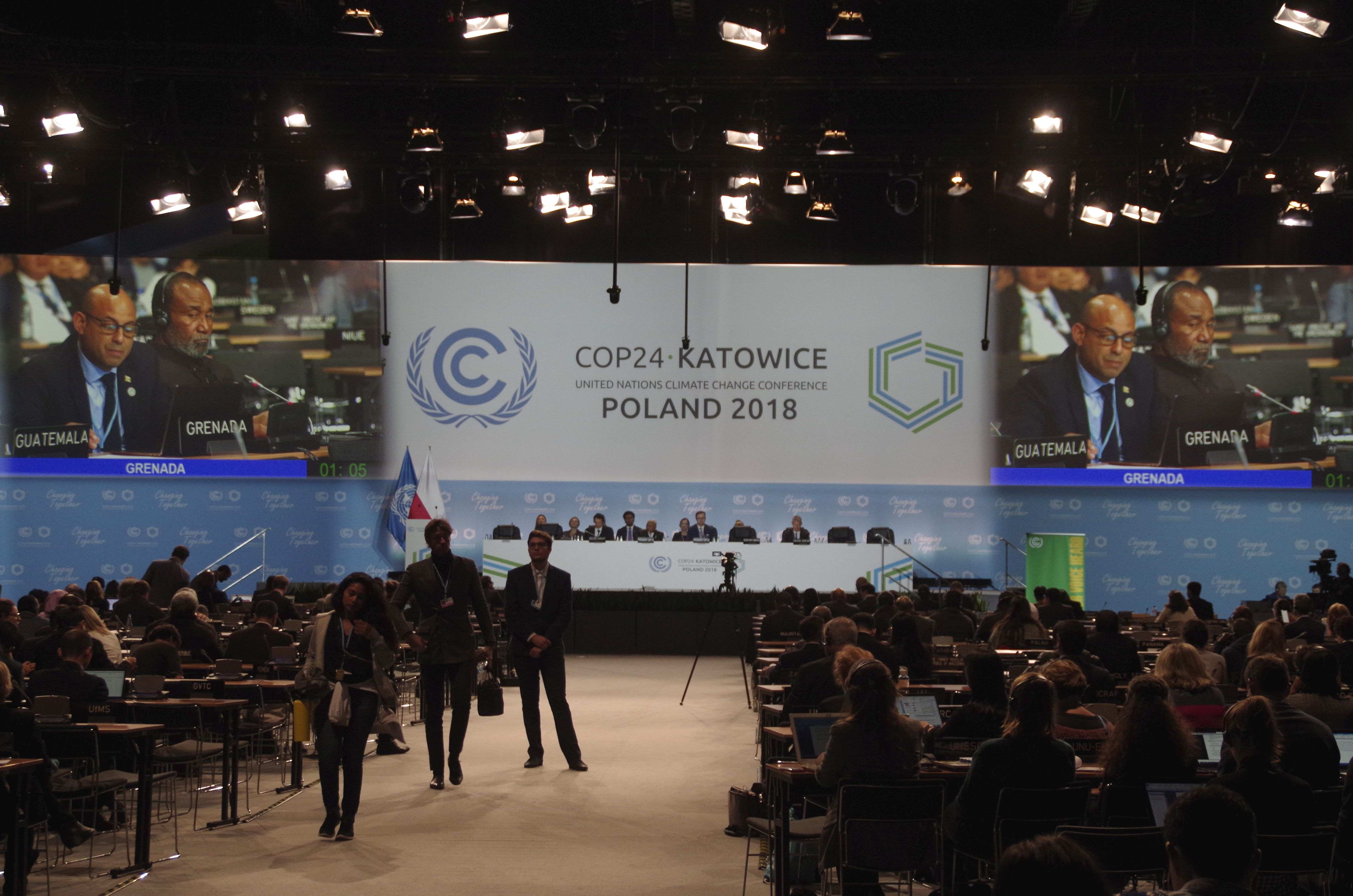 The Katowice Climate Change Conference Cop 24 Analysis